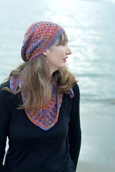 Ravelry: Impressionist Daubs Hat pattern by Kristen Hanley Cardozo