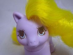My Little Pony newborn baby with factory perfect curl! Don't you just want to cuddle her <3<3<3