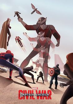 Captain America Poster, Captain America Civil War, Marvel Films, Marvel Art, Marvel Dc Comics, Poster Marvel, Cosmic Comics, Avengers Poster, Steve Rogers