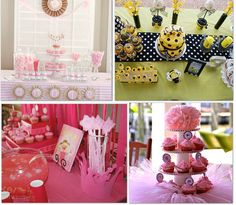36 girl birthday party ideas