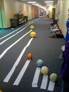 A fun activity for creating a scaled model of the Solar System using toilet paper.  Solar System Project Ideas For Kids, http://hative.com/solar-system-project-ideas-for-kids/,
