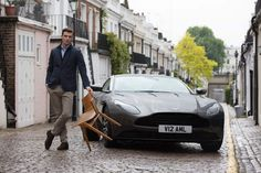 Hackett unveils a new Aston Martin Capsule Collection