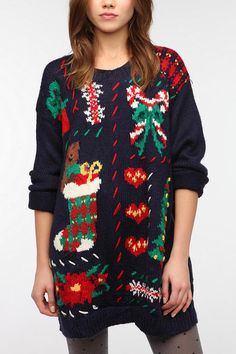 ugly christmas sweater party? no time for thrift store hunting? no problem! order one through here and you're set!