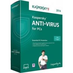 #KasperskyAntiVirus 2014 1PC. Antivirus software – to keep your PC and your data secure against malware.  http://atomnik.com/index.php