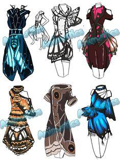 תוצאת תמונה עבור cool clothes designs