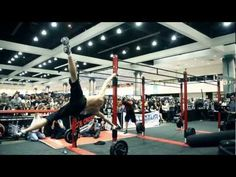 BATTLE OF THE BAR 2013 (Los Angeles Freestyle Calisthenics Tournament)