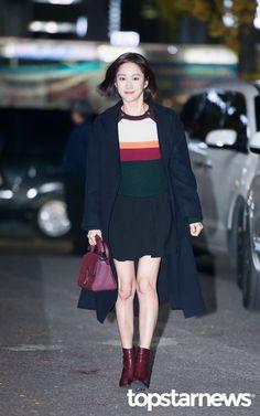 [HD포토] 전혜빈 예쁨 흩뿌리며 등장 #topstarnews