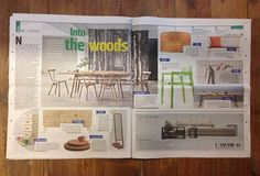 Featured in Sunday Times Home supplement 17/08/14