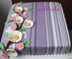 DORTY A SLADKOSTI aneb PEČEME S LÁSKOU - Fotoalbum - -MOJE PEČENÍ- - MOJE DORTY - My cakes - Proužkovaný pro kamarádku Irenu