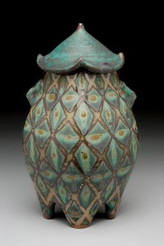 As a studio potter, I am concerned with form, its ability to function, decoration,and firing. In order for a piece to be truly successful, all of these components must come together.