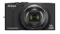 The Nikon Coolpix S8200 gives you the gear to fashion photos and movies ...
