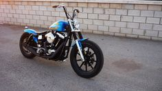 Dyna Bobber 1998 Right front