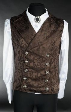 Affordable goth, victorian and steampunk clothing and corsets Victorian Mens Clothing, Steampunk Clothing, Victorian Fashion, Steampunk Fashion Men, Victorian Outfits, Steampunk Vest, Steampunk Outfits, 1800s Fashion, Gentleman Style