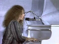 Carole King - Sweet Seasons (Live at Farm Aid 1985) - YouTube