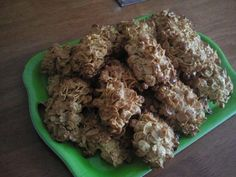 Corn flakes sausainiai