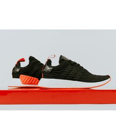 promo code 0192a dc9f0 Adidas Nmd R2 Black Core Red trainers for cheap Cheap Adidas Trainers,  Cheap Adidas Nmd