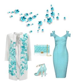 Colour My Heart With Aqua Remenents by kimberlydalessandro on Polyvore featuring polyvore, fashion, style, Jacques Vert, Gucci, Design Inverso and clothing