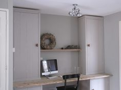 Pure & White: Werkplek thuis