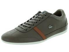 bc12d43ae548c5 Lacoste Men s Misano 32 Srm Khaki Casual Shoe 12 Men US