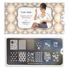 Enjoy geometric shapes, flowers and intricate patterns that will bring out the professional nail artist in you. Stamping Nail Art, Stamping Plates, Marilyn Monroe, Mickey Mouse, London Nails, Nail Art Images, Stainless Steel Plate, Image Plate, Nail Plate