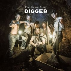 The Bianca Story - DIGGER (full official album stream) Digger, Pop, Cover Art, Songs, History, Movie Posters, Album Stream, Basel, Switzerland