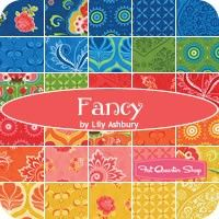 Fancy Layer CakeLily Ashbury for Moda Fabrics