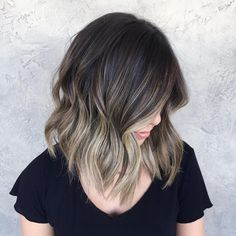 awesome 65 Phenomenal Dark Hair with Highlights - Flattering Streaks for Your Dark Mane
