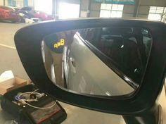 KITBSM Install On Mazda Atenza