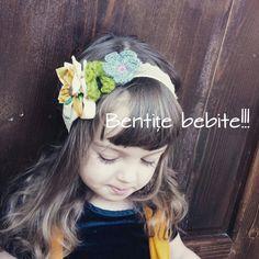 Baby girl headband Baby Girl Headbands, Baby Girls, Fashion, Moda, Fashion Styles, Little Girls, Toddler Girls, Fashion Illustrations