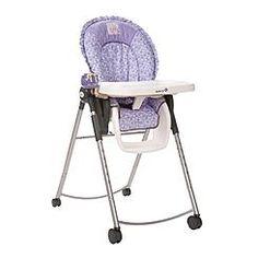 Disney Winnie The Pooh Garden High Chair