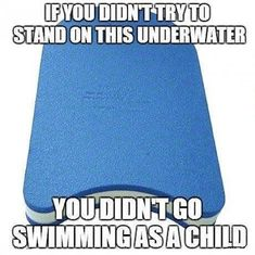I think its funny when you fall off & it goes shooting out of the water. Stupid Funny, Haha Funny, Funny Stuff, 9gag Funny, Top Funny, Funny Relatable Memes, Funny Jokes, Lol So True, My Childhood Memories