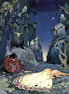 Virginia Frances Sterrett «Old French Fairy Tales»