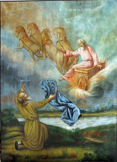 ilijaposle Avatar Wan, St James The Greater, La Sainte Bible, Biblical Art, Orthodox Icons, Angel Art, Saints, Tarot, Catholic
