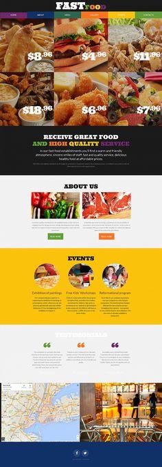 35 best food website templates images on pinterest in 2018 food