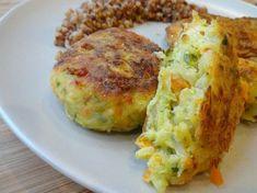Savory Breakfast Muffin of Champions - Vegetarian Cooking, Vegetarian Recipes, Cooking Recipes, Healthy Recipes, Savory Breakfast, Breakfast Muffins, Savory Salads, Mediterranean Diet Recipes, Vegan Dinners