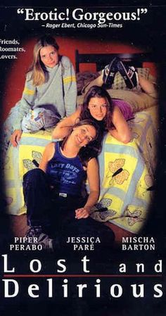 Directed by Léa Pool. With Piper Perabo, Jessica Paré, Mischa Barton, Jackie Burroughs. A newcomer to a posh girls boarding school discovers that her two senior roommates are lovers. Hd Movies, Movies Online, Movies And Tv Shows, Movie Tv, Girly Movies, Piper Perabo, Mischa Barton, Jessica Paré, All Girls Boarding School