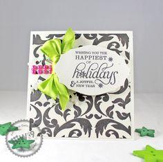Fun & Funky Holiday Card