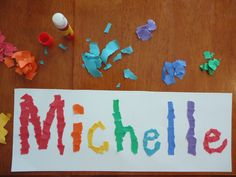 Chrysanthemum (name) activity.but with bingo dabbers Kinder Name Activities, First Day Of School Activities, 1st Day Of School, Beginning Of The School Year, Book Activities, Kindergarten First Week, Kindergarten Names, Preschool Names, Kindergarten Classroom