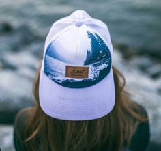 huge selection of e4e9a 064fc Tentree hat. Donations are made to save trees with purchase of any item.  Flat