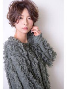 ☆ニンファショート☆【hair salon links】03-5985-4850
