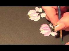 Step by Step One Stroke Calla Callas - Primadonna - Carmen Gulino - YouTube