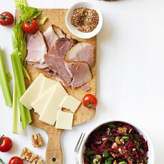 This impressive spread will satisfy for lunch or dinner, any night of the week—no cooking required! Get the recipe.    - WomansDay.com