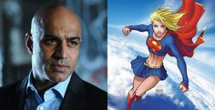 Faran Tahir to Play 'The Commander' in Super Girl CBS Series