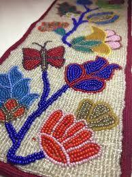 Image result for velvet moccasins ojibwe