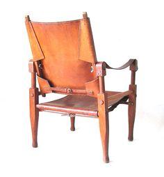 Safari chair Wilhelm Kienzle for Wohnbedarf by BomDesignFurniture