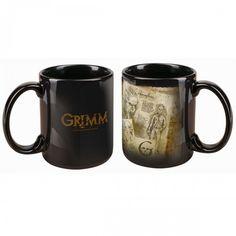 Grimm Aunt Marie Collage Mug