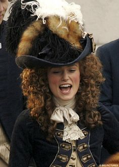 Excellent hat from the movie The Duchess.