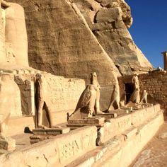 Abu Simbel Templos de Ramses II y Nefertari8