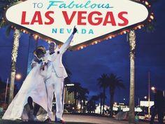 Direction Las Vegas : découvrez le mariage hors du commun de Séverine et Richard!
