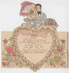 A Valentine for You Sweetheart :: Archives & Special Collections Digital Images :: circa 1930-1939